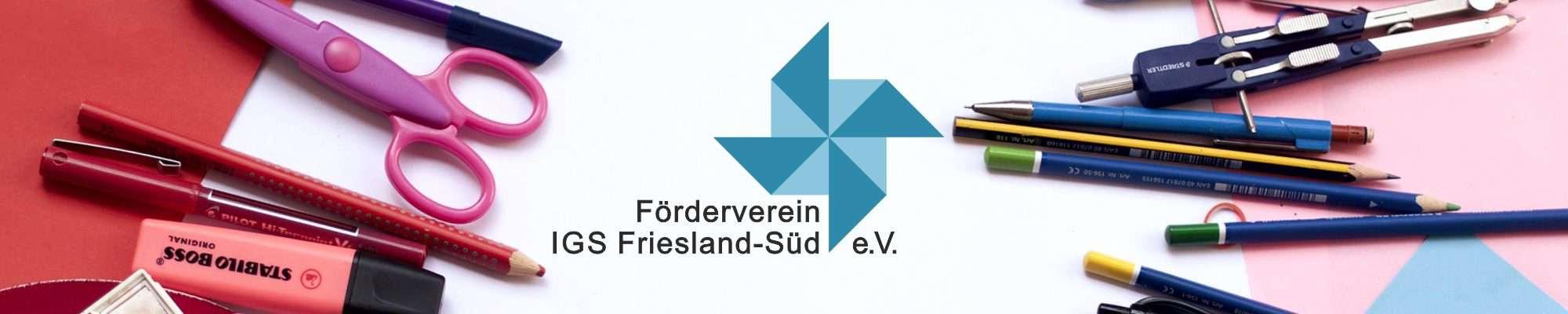 Förderverein IGS Friesland-Süd